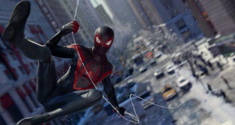 Spider-Man: Miles Morales - различия между версиями для PS4 и PS5