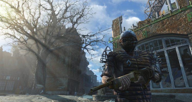 Сравнение консолей Xbox Series S и Xbox One на примере Fallout 4