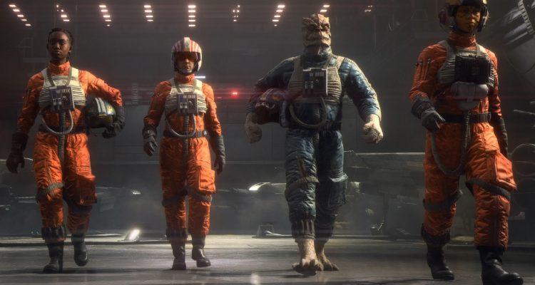 Star Wars Squadrons на ПК имеет проблемы с производительностью