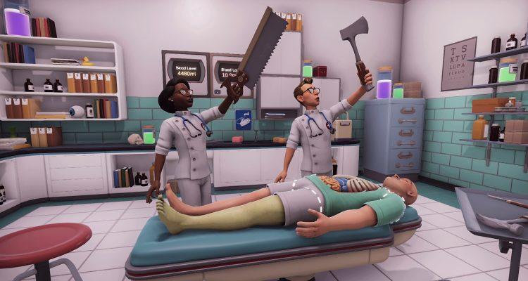Surgeon Simulator 2 бесплатно раздают врачам Великобритании