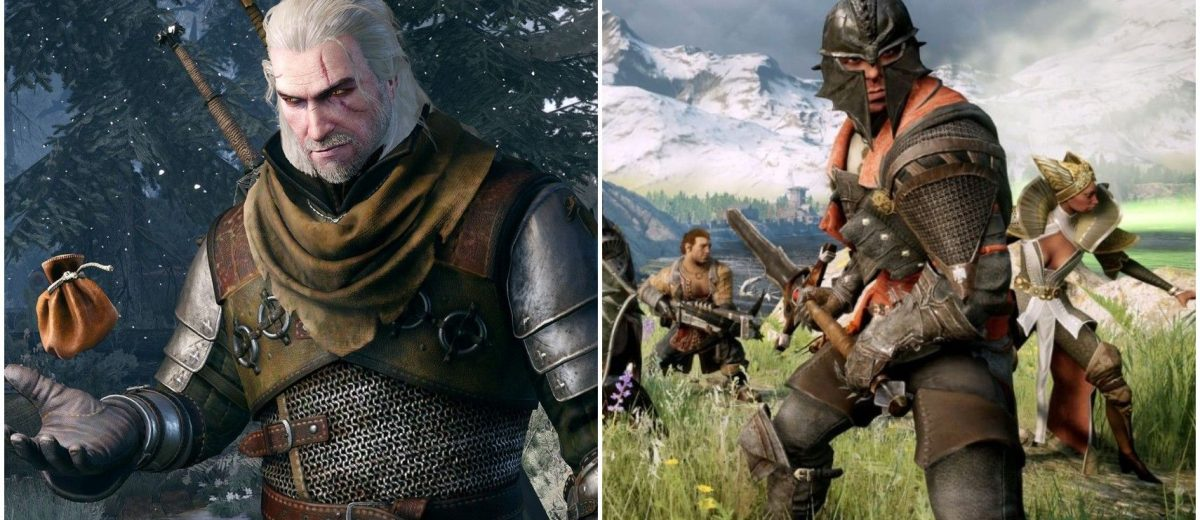 The Witcher или Dragon Age: какая фэнтези-RPG круче
