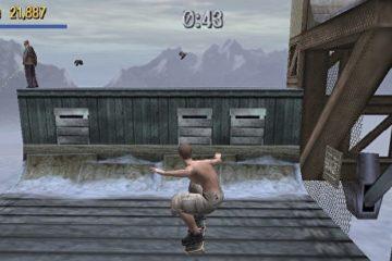 Играли ли вы в… Tony Hawk's Pro Skater 3?