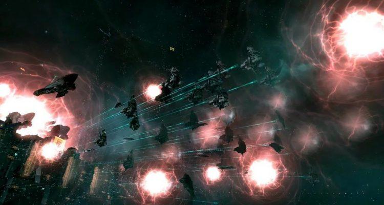 В EVE Online состоялась самая масштабная PvP-битва в истории ПК-игр