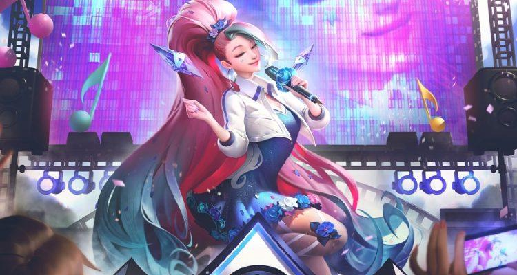 В League of Legends появилась певица Серафина