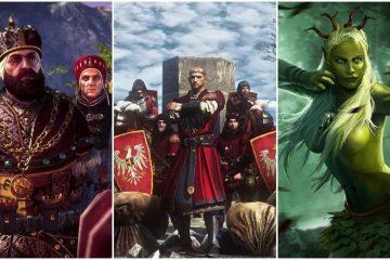 10 сильнейших королевств The Witcher 3