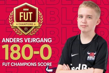 14-летний чемпион FIFA 21 имеет невероятную статистику - 180 побед и 0 поражений