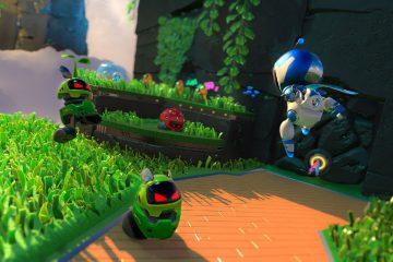 Astro's Playroom выходит на PS5 вместе с релизом консоли