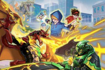 Bakugan: Champions of Vestroia выходит Nintendo Switch