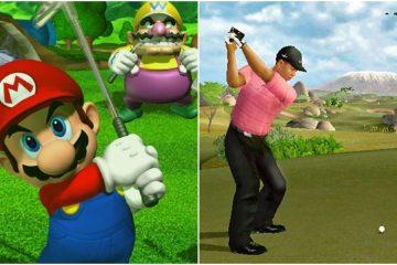 10 лучших игр про гольф