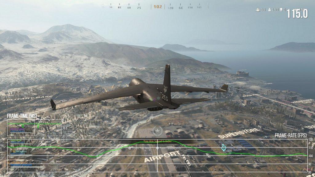 CoD Warzone поддерживает 120 FPS на Xbox SX и 60 на PS5