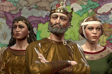 Crusader Kings III продалась тиражом в 1 миллион экземпляров