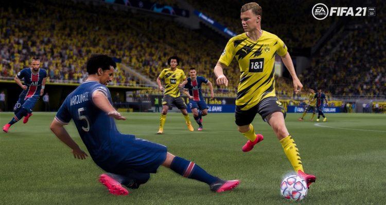 EA Sports работает над новой линейкой игр