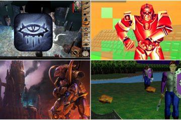 12 игр, стоявших у истоков онлайн мультиплеера
