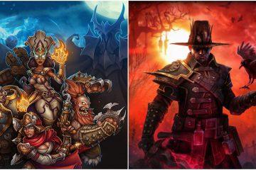 10 игр, похожих на Path Of Exile