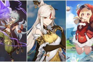 10 лучших DPS персонажей в Genshin Impact