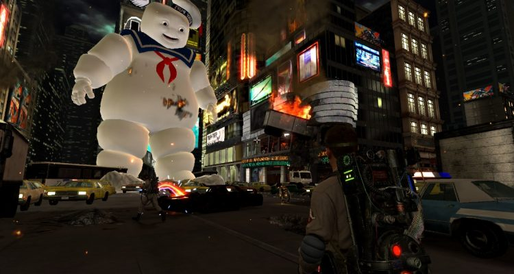 Ghostbusters: The Video Game Remastered выходит в Steam