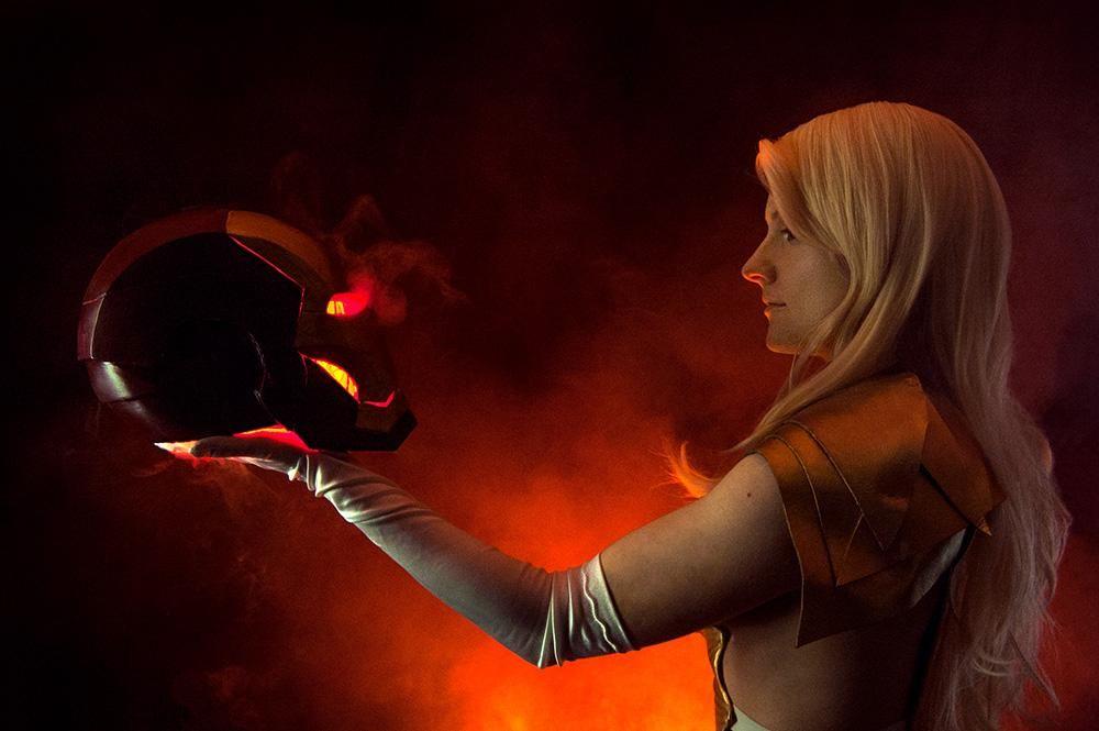 Лучший косплей Эммы Фрост из Вселенной Marvel