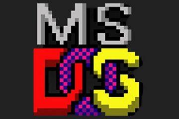 Играли ли вы в… MS-DOS?
