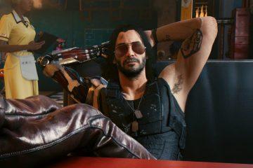 Новый трейлер Cyberpunk 2077 знакомит с Джонни Сильверхэндом