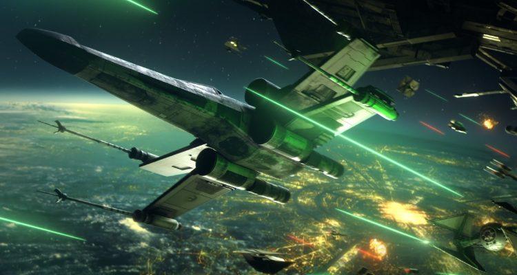 Подробности бесплатного обновления для Star Wars Squadrons