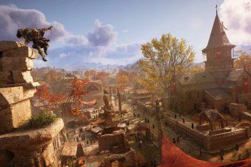 Поселение в Assassin's Creed Valhalla существует в реальности