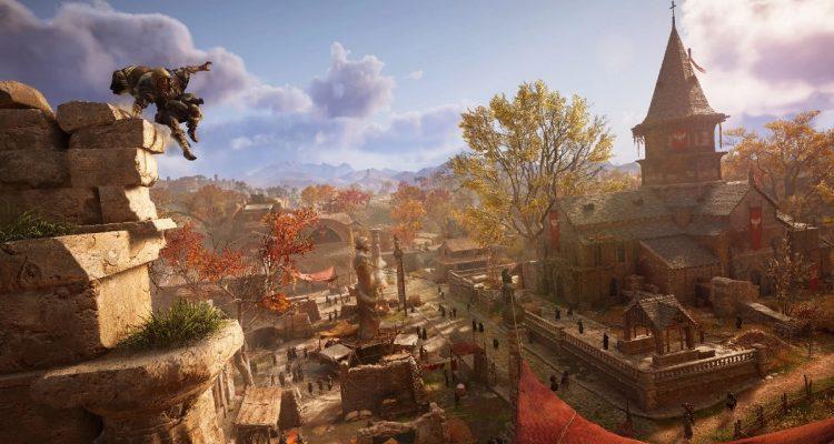 Поселение из Assassin's Creed Valhalla существует в реальности