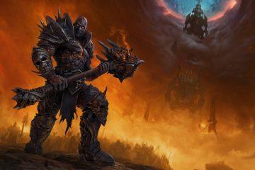 Премьера дополнения Shadowlands для World of Warcraft