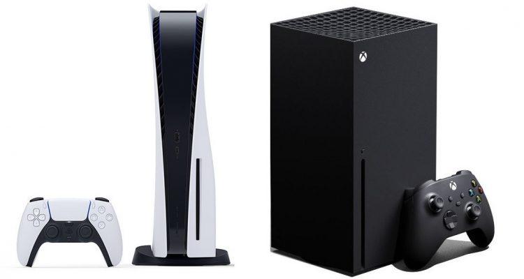Продажи PS5 и Xbox SX в Японии - первые результаты