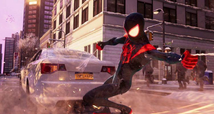 Spider-Man: Miles Morales выходит в релиз
