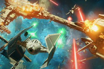Star Wars Squadrons на Xbox Series X / S теперь поддерживает 120 FPS