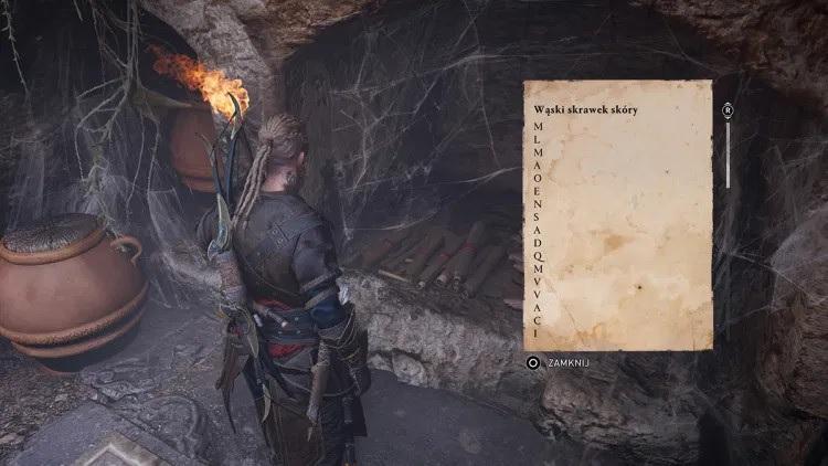 Таинственный зал в AC Valhalla - игроки на пути к разгадке тайны