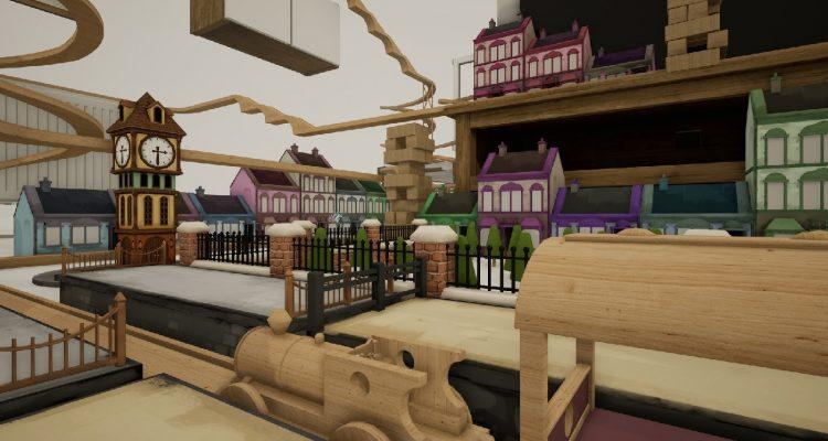 Tracks: The Train Set Game выйдет на Switch в конце ноября