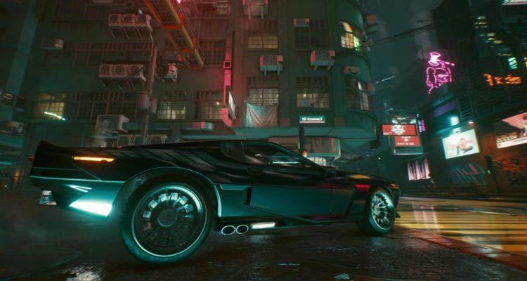 Трассировка лучей в Cyberpunk 2077 изначально не будет доступна на картах AMD