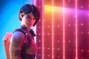 Ubisoft представила нового оперативника для Rainbow Six Siege