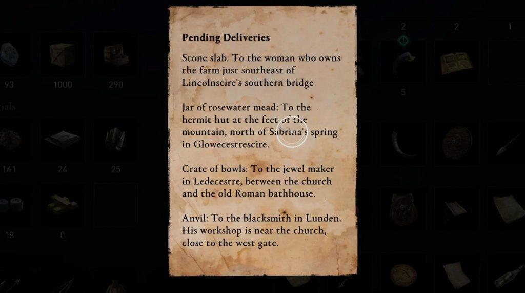 В AC Valhalla есть пасхалка, отсылающая к Death Stranding