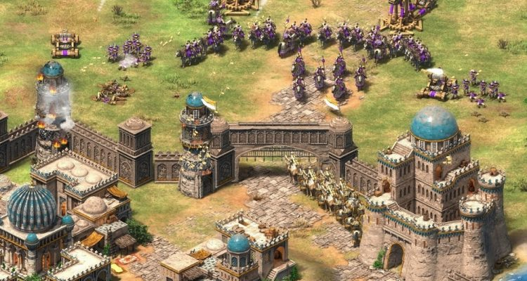 """В Age of Empires II добавили """"Королевскую битву"""""""
