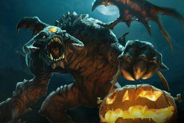 В Dota 2 впервые за 7 лет празднуют Хэллоуин