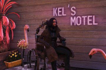 В Fallout 76 добавлена инвалидная коляска по просьбе игрока
