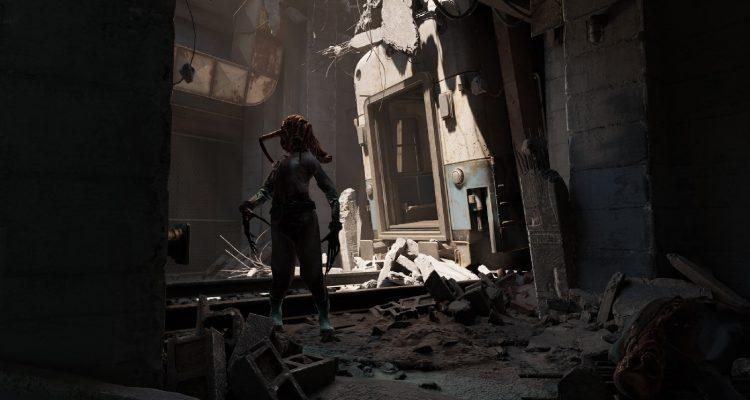 В Half-Life: Alyx появились комментарии разработчиков