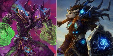 Класс в World of Warcraft: Classic по знаку зодиака