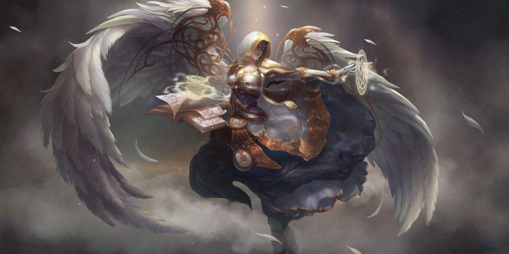 Дева – жрец света