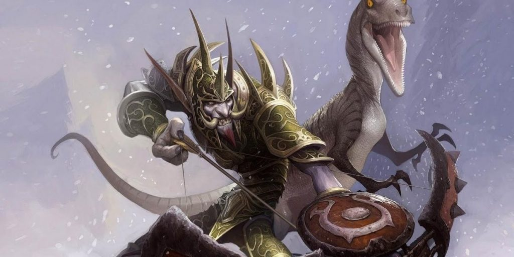 Стрелец – охотник