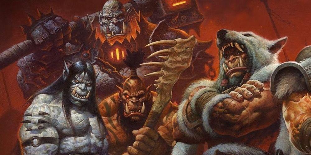 Рейтинг дополнений World Of Warcraft (согласно Metacritic)