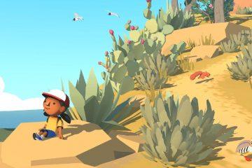 Alba: A Wildlife Adventure вышла в релиз