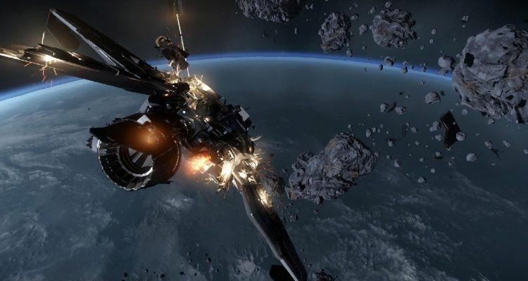 Assault on Stanton станет первым масштабным сражением в Star Citizen