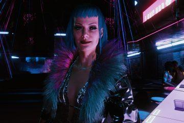 Появились первые моды для Cyberpunk 2077