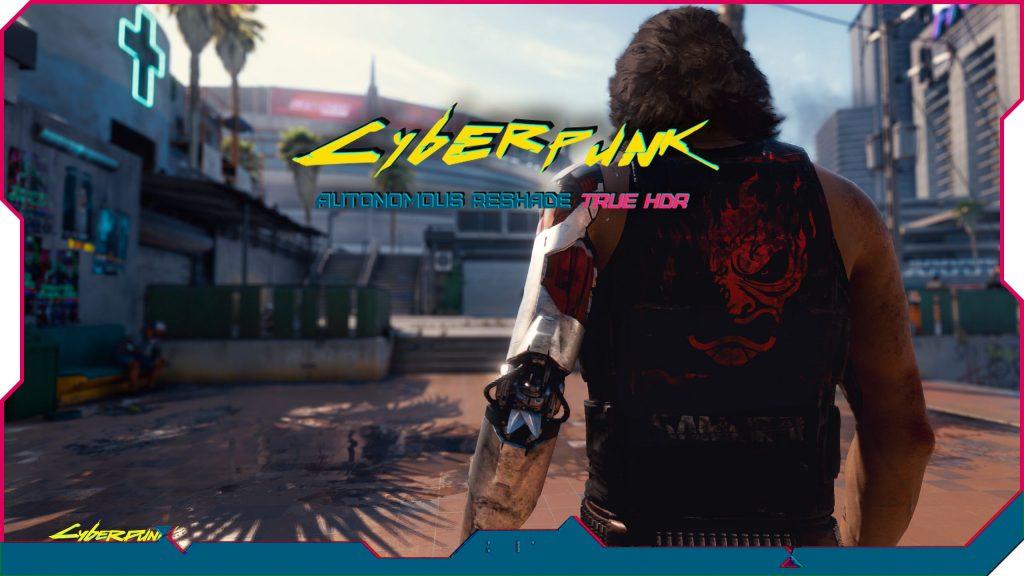 Cyberpunk 2077 Reshades