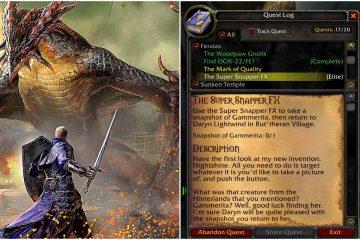 10 MMORPG с лучшими квестами
