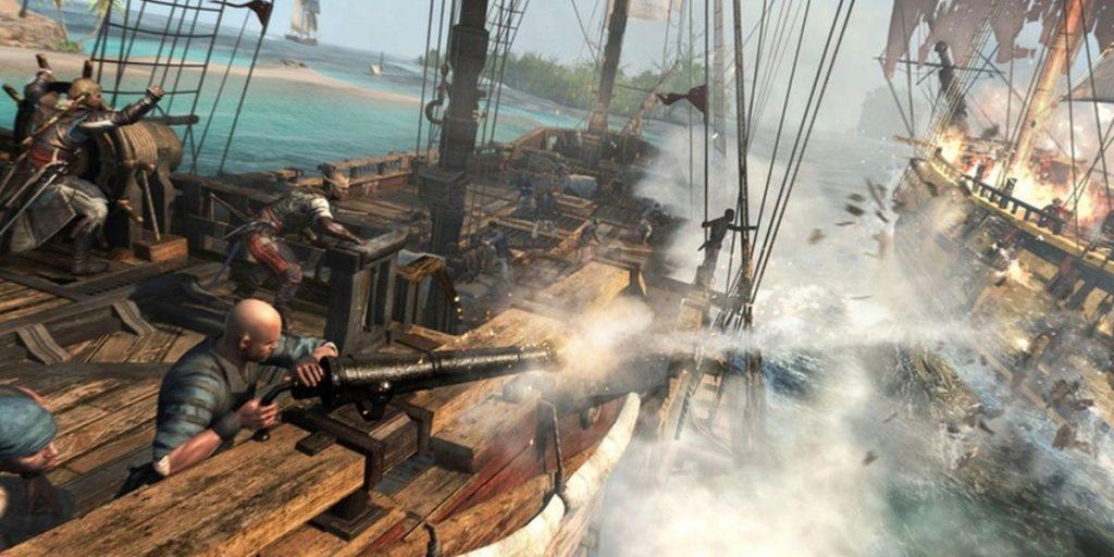 15 лучших игр про океан и морские сражения
