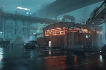 Cyberpunk 2077 обзавёлся первыми модификациями
